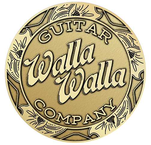 Walla Walla Guitar Company Logo