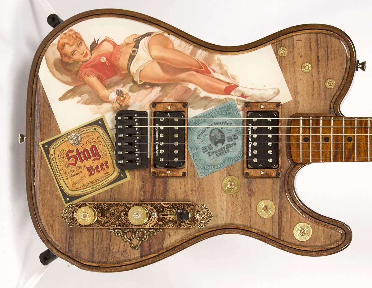 cowgirls beer 0289 maverick crystal walla walla guitar company